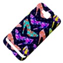 Colorful High Heels Pattern Samsung Ativ S i8750 Hardshell Case View4
