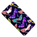 Colorful High Heels Pattern HTC One SU T528W Hardshell Case View5