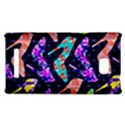 Colorful High Heels Pattern HTC 8X View1