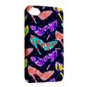 Colorful High Heels Pattern Apple iPhone 4/4S Hardshell Case with Stand View2