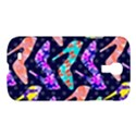 Colorful High Heels Pattern Samsung Galaxy S4 I9500/I9505 Hardshell Case View1