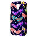 Colorful High Heels Pattern Samsung Galaxy S4 I9500/I9505 Hardshell Case View3