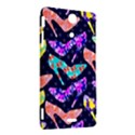 Colorful High Heels Pattern Sony Xperia TX View2