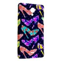 Colorful High Heels Pattern Sony Xperia T View2