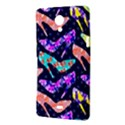 Colorful High Heels Pattern Sony Xperia T View3
