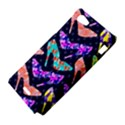 Colorful High Heels Pattern Sony Xperia J View4