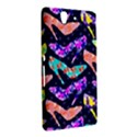 Colorful High Heels Pattern Sony Xperia Z View2