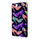 Colorful High Heels Pattern Sony Xperia Z View3
