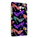Colorful High Heels Pattern Sony Xperia ZL (L35H) View2