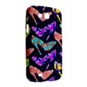 Colorful High Heels Pattern Samsung Galaxy Grand GT-I9128 Hardshell Case  View2