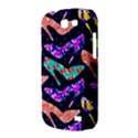 Colorful High Heels Pattern Samsung Galaxy Express I8730 Hardshell Case  View3