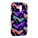 Colorful High Heels Pattern Samsung Galaxy Duos I8262 Hardshell Case  View2