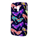 Colorful High Heels Pattern Samsung Galaxy Duos I8262 Hardshell Case  View3