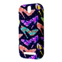 Colorful High Heels Pattern HTC One SV Hardshell Case View3