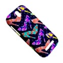 Colorful High Heels Pattern HTC One SV Hardshell Case View5