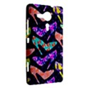 Colorful High Heels Pattern Sony Xperia SP View2