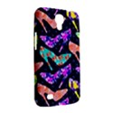 Colorful High Heels Pattern Samsung Galaxy Mega 6.3  I9200 Hardshell Case View2