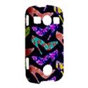Colorful High Heels Pattern Samsung Galaxy S7710 Xcover 2 Hardshell Case View2