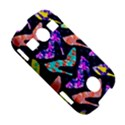 Colorful High Heels Pattern Samsung Galaxy S7710 Xcover 2 Hardshell Case View5