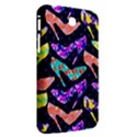 Colorful High Heels Pattern Samsung Galaxy Tab 3 (7 ) P3200 Hardshell Case  View2