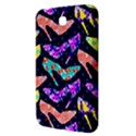 Colorful High Heels Pattern Samsung Galaxy Tab 3 (7 ) P3200 Hardshell Case  View3