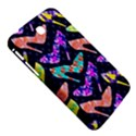Colorful High Heels Pattern Samsung Galaxy Tab 3 (7 ) P3200 Hardshell Case  View5