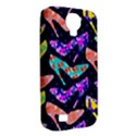 Colorful High Heels Pattern Samsung Galaxy S4 Classic Hardshell Case (PC+Silicone) View2