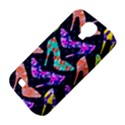 Colorful High Heels Pattern Samsung Galaxy S4 Classic Hardshell Case (PC+Silicone) View4