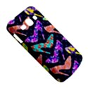 Colorful High Heels Pattern Samsung Galaxy Ace 3 S7272 Hardshell Case View5