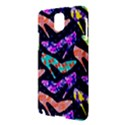 Colorful High Heels Pattern Samsung Galaxy Note 3 N9005 Hardshell Case View3