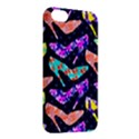 Colorful High Heels Pattern Apple iPhone 5C Hardshell Case View2