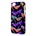 Colorful High Heels Pattern Apple iPhone 5C Hardshell Case View3
