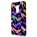 Colorful High Heels Pattern HTC One Max (T6) Hardshell Case View3