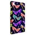 Colorful High Heels Pattern Samsung Galaxy Tab Pro 8.4 Hardshell Case View2
