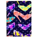 Colorful High Heels Pattern iPad Mini 2 Flip Cases View1