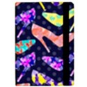 Colorful High Heels Pattern iPad Air Flip View2