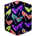 Colorful High Heels Pattern iPad Air Flip View3
