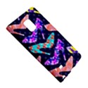Colorful High Heels Pattern Galaxy Note Edge View5
