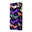 Colorful High Heels Pattern Samsung Galaxy A5 Hardshell Case  View2