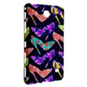 Colorful High Heels Pattern Samsung Galaxy Tab 4 (7 ) Hardshell Case  View3
