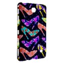 Colorful High Heels Pattern Samsung Galaxy Tab 4 (8 ) Hardshell Case  View3