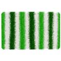 Metallic Green Glitter Stripes Kindle Fire (1st Gen) Hardshell Case View1