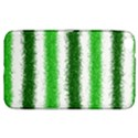 Metallic Green Glitter Stripes Samsung Galaxy Tab 3 (8 ) T3100 Hardshell Case  View1