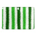 Metallic Green Glitter Stripes Samsung Galaxy Tab Pro 10.1 Hardshell Case View1