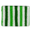 Metallic Green Glitter Stripes iPad Air 2 Hardshell Cases View1