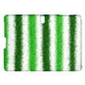 Metallic Green Glitter Stripes Samsung Galaxy Tab S (10.5 ) Hardshell Case  View1