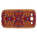 Oriental Watercolor Ornaments Kaleidoscope Mosaic Samsung Galaxy S III Hardshell Case  View1