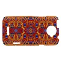 Oriental Watercolor Ornaments Kaleidoscope Mosaic HTC One X Hardshell Case  View1