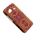 Oriental Watercolor Ornaments Kaleidoscope Mosaic HTC Droid Incredible 4G LTE Hardshell Case View5