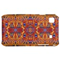 Oriental Watercolor Ornaments Kaleidoscope Mosaic Samsung Galaxy S i9000 Hardshell Case  View1